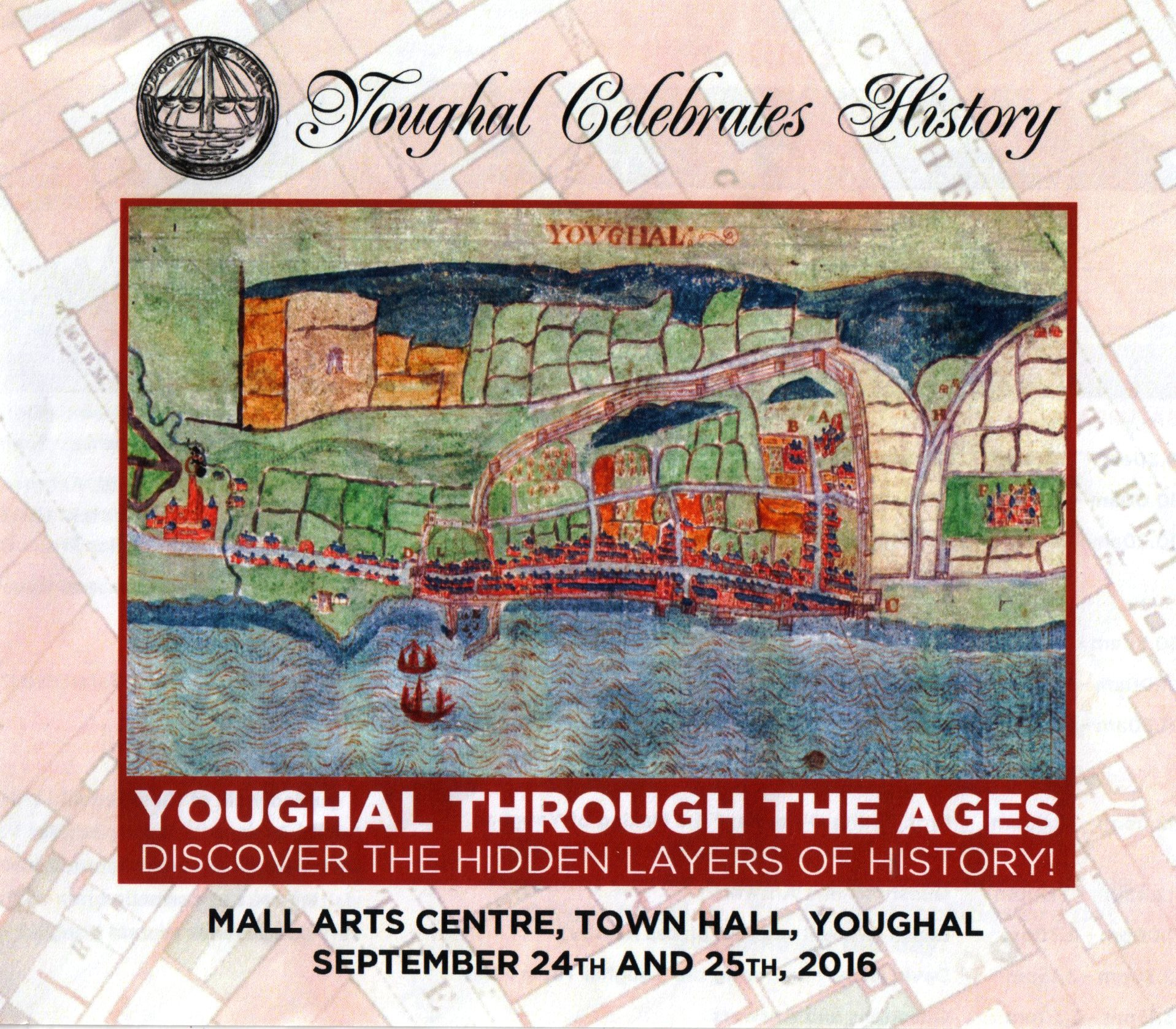 Youghal Celebrates History With Youghal Through The Ages
