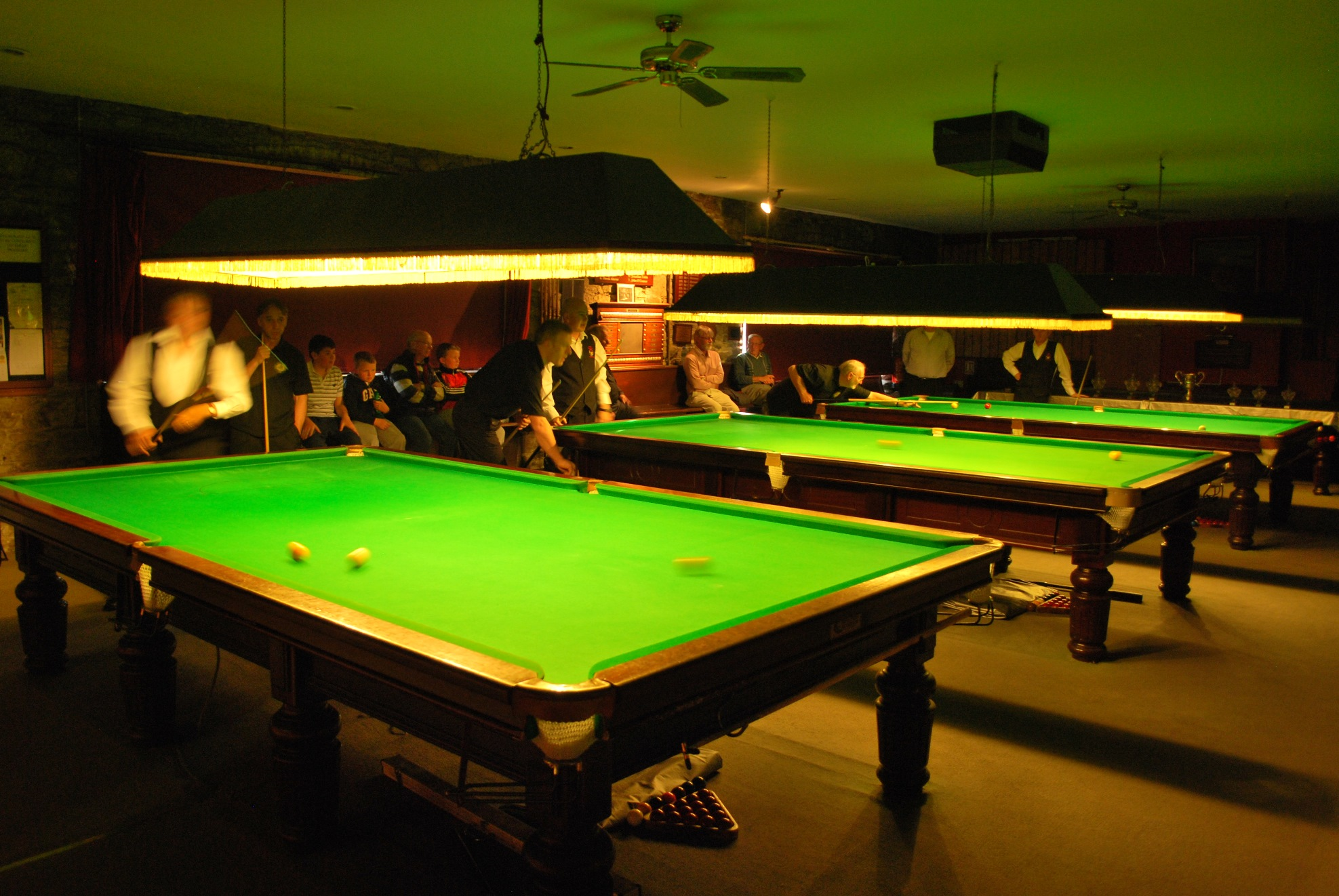Youghal cyms snooker club youghal for Bar food youghal