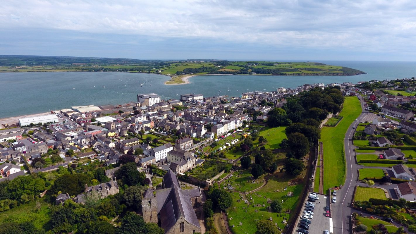 Youghal East Cork Gem Of Irelands Ancient East