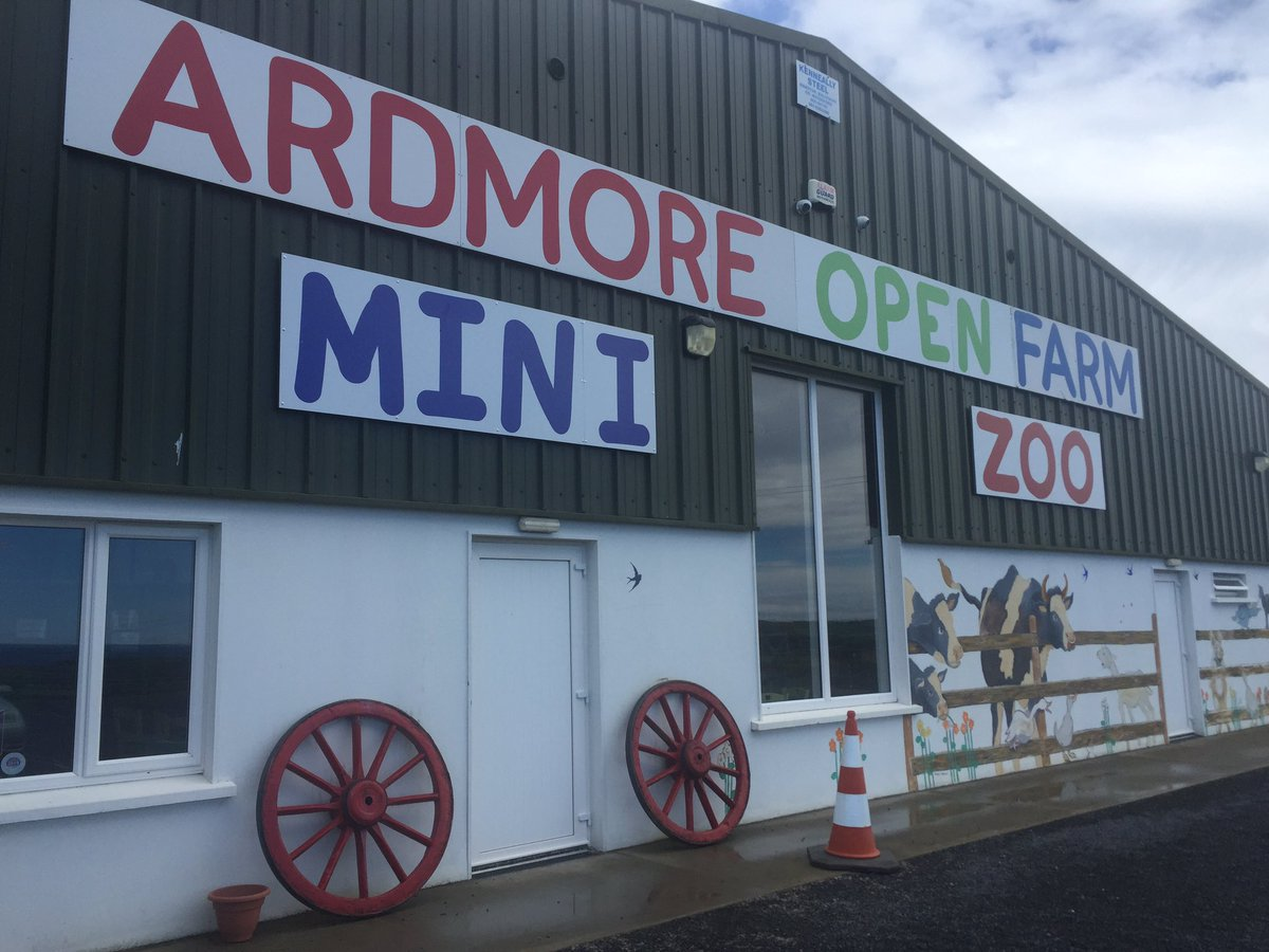 Ardmore open farm youghal for Bar food youghal