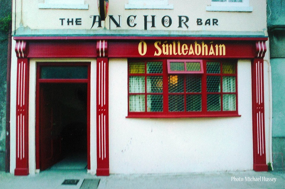The anchor bar youghal for Bar food youghal
