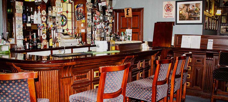 Round tower hotel ardmore youghal for Bar food youghal