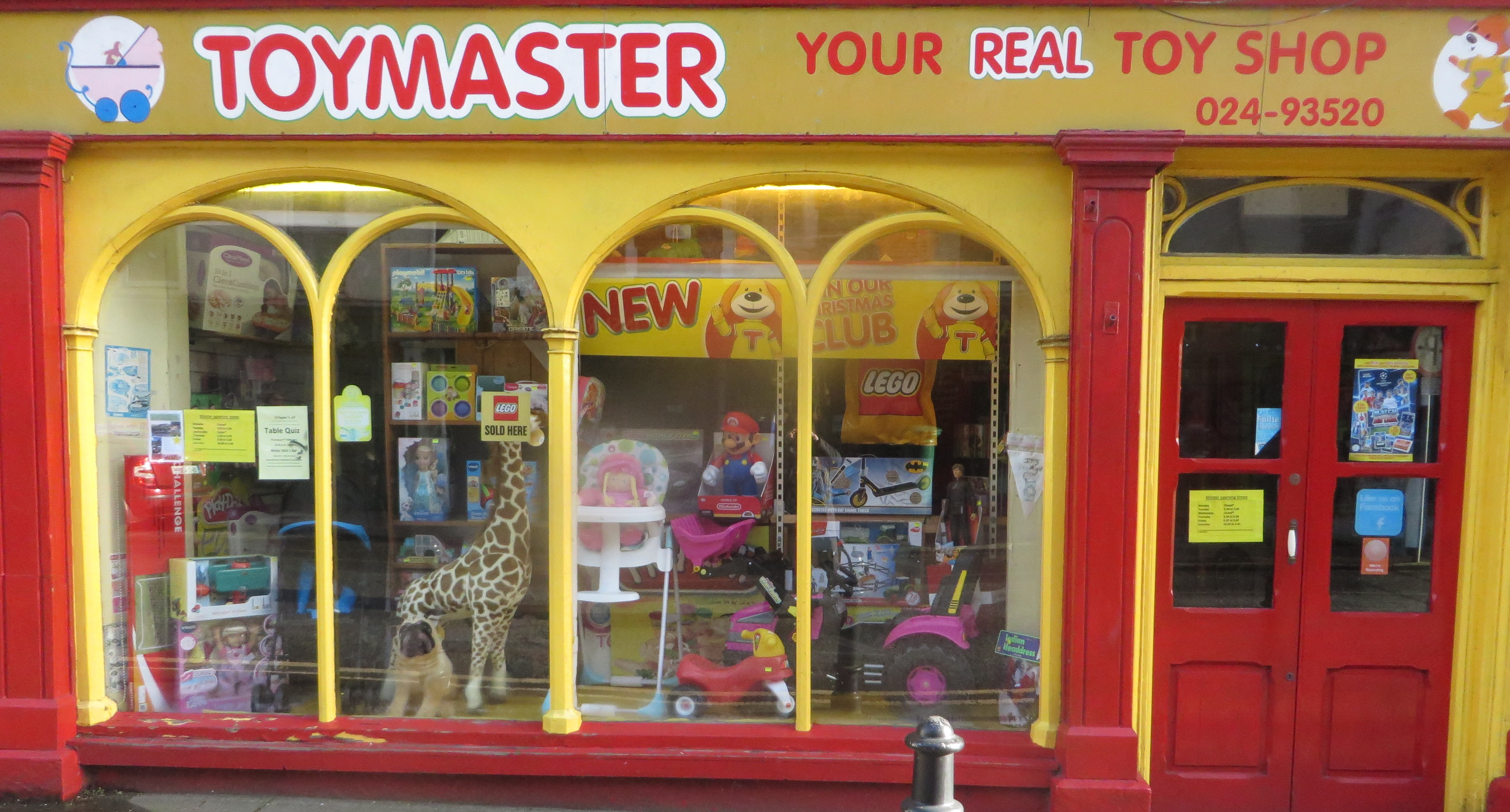 Toys Are Us Opening Hours