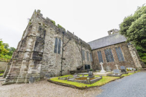 St Mary's Collegiate Church - Youghal, Co. Cork.